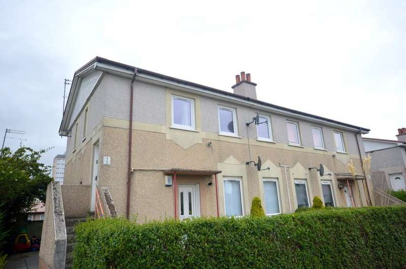 2 Bedrooms Flat for sale in Vanguard Street Clydebank G81 2NB