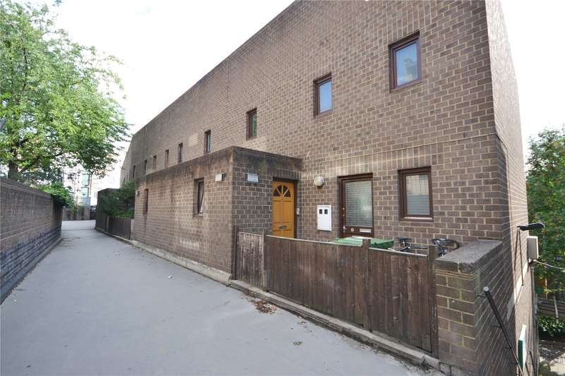 3 Bedrooms Maisonette Flat for sale in Carrol Close, Kentish Town, London, NW5