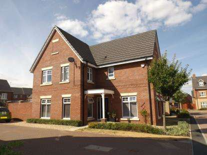 4 Bedrooms Detached House for sale in Bridegroom Street, Market Harborough, Leicestershire, .