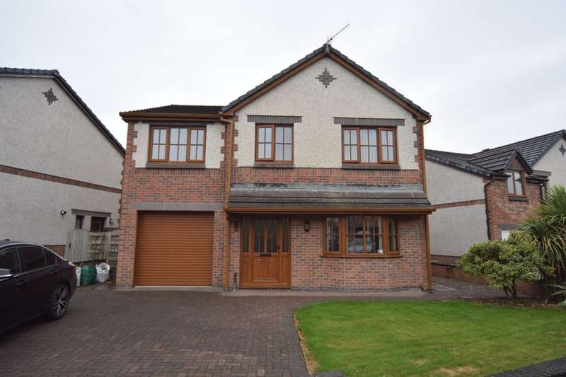5 Bedrooms Detached House for sale in Turnstone Crescent, Askam-in-Furness