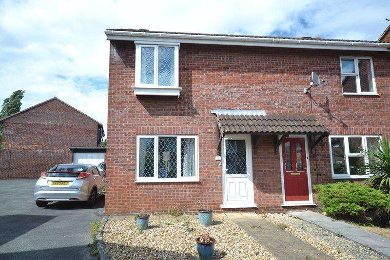 2 Bedrooms Semi Detached House for sale in Pippin Court, Barrs Court, Bristol