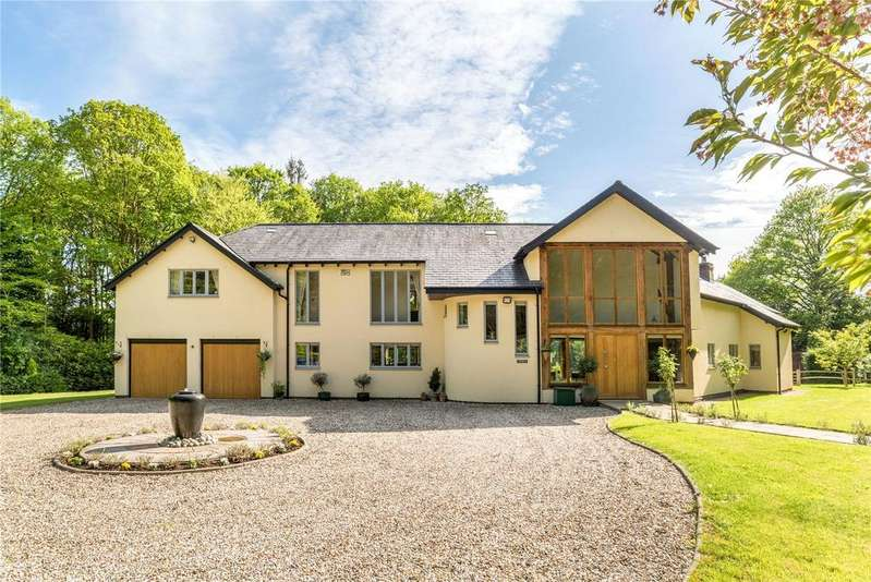 4 Bedrooms Detached House for sale in Durfold Wood, Plaistow, Billingshurst, West Sussex, RH14