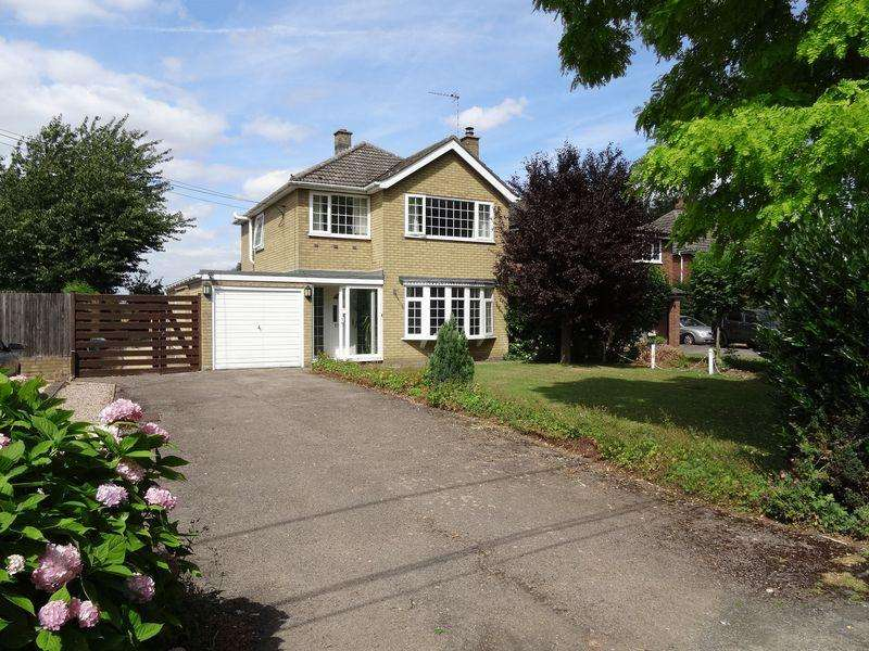 3 Bedrooms Detached House for sale in Bowgate, Gosberton