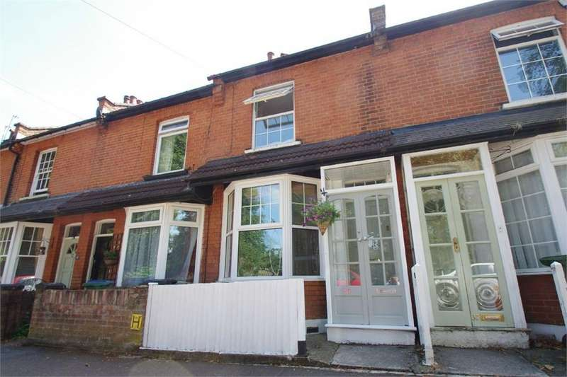 2 Bedrooms Terraced House for sale in Ashby Road, WATFORD, Hertfordshire
