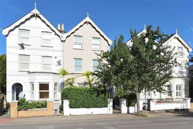 5 Bedrooms Semi Detached House for sale in Alma Road, Windsor, Berkshire, SL4