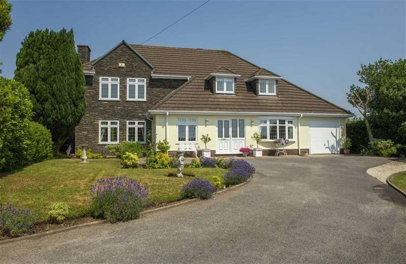 4 Bedrooms Detached House for sale in Dunvant Road, Dunvant, Swansea