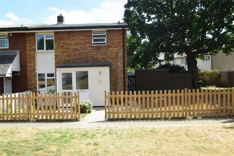 3 Bedrooms End Of Terrace House for sale in Meadow Way, STEVENAGE, Hertfordshire