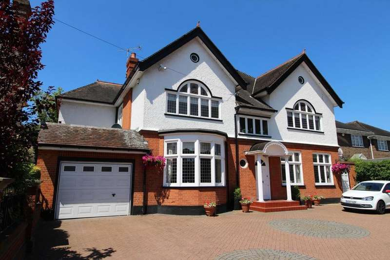 6 Bedrooms Detached House for sale in Hall Lane, Upminster, Essex, RM14