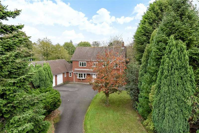 4 Bedrooms Detached House for sale in Independence Drive, Pinchbeck, PE11