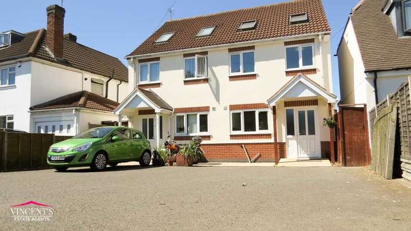 3 Bedrooms Semi Detached House for sale in Braunstone Lane East, Leicester