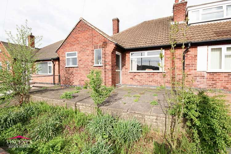 2 Bedrooms Bungalow for sale in Chislehurst Avenue, Leicester