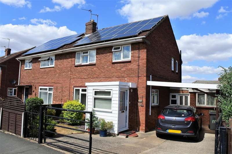 3 Bedrooms Detached House for sale in Queensway, Grantham