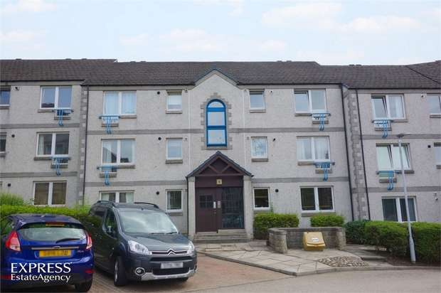 2 Bedrooms Flat for sale in 5 Rosebank Gardens, Aberdeen