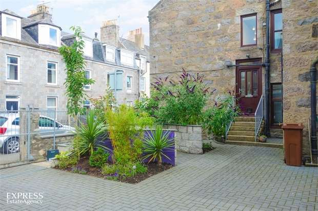 3 Bedrooms Flat for sale in Rosebank Place, Aberdeen