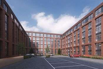 2 Bedrooms Flat for sale in Westminster Works, Alcester Road, Digbeth, B12 0PY