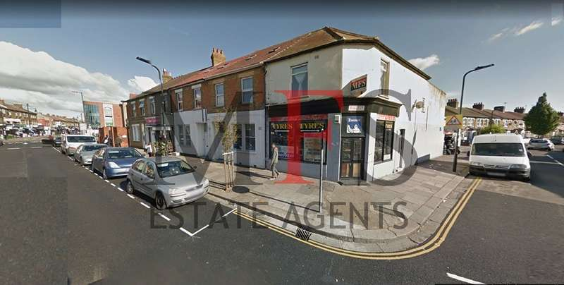 Shop Commercial for sale in Adeliade Road, Southall, UB2
