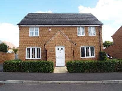 4 Bedrooms Detached House for sale in Wincanton, Somerset, .