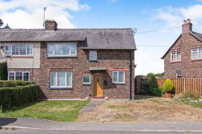 3 Bedrooms Semi Detached House for sale in Cleaver Cottages, North End Lane, Hightown, Liverpool, L38