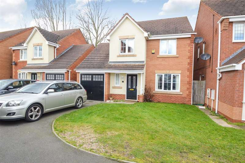 3 Bedrooms Detached House for sale in Brush Drive