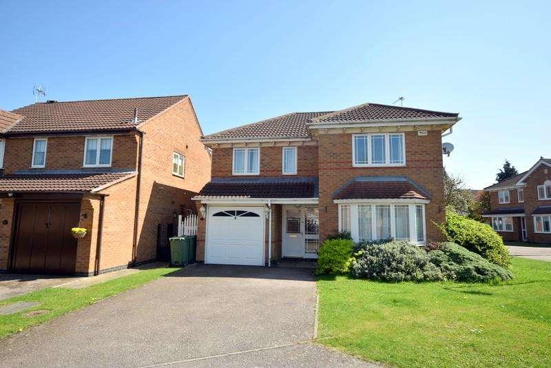 4 Bedrooms Detached House for sale in Partridge Close, Mountsorrel, Loughborough