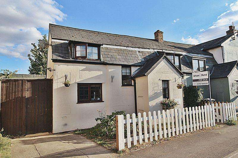 2 Bedrooms Unique Property for sale in Trinity Cottage, Biggleswade