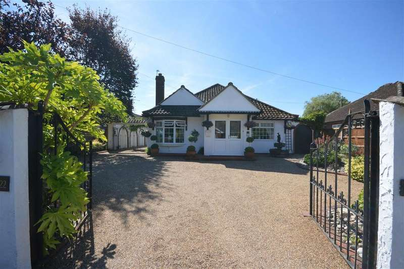 4 Bedrooms Detached Bungalow for sale in Costessey, Norwich, NR8