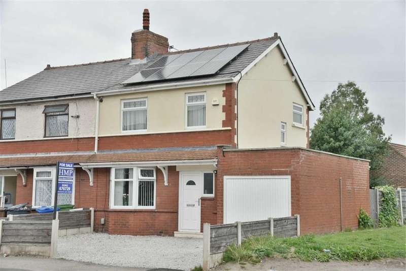 3 Bedrooms Semi Detached House for sale in Atherton Road, Hindley