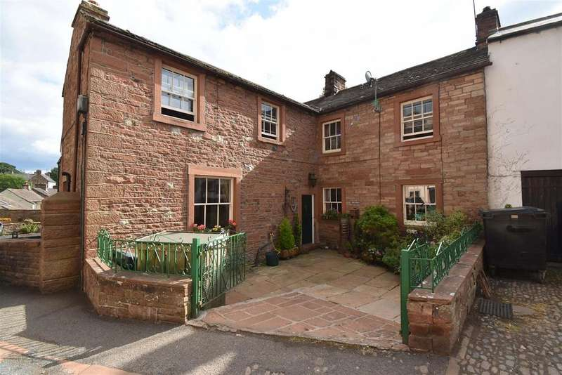 3 Bedrooms Terraced House for sale in Kirkoswald, Penrith