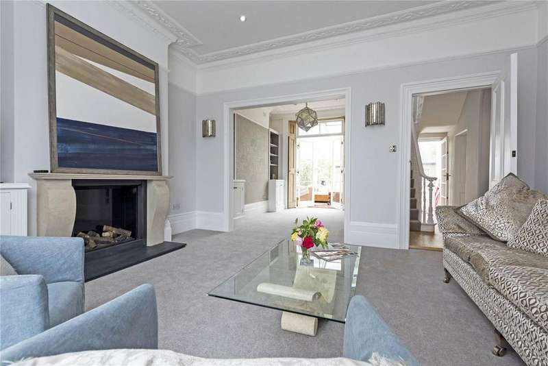 3 Bedrooms Semi Detached House for sale in Elsynge Road, Wandsworth, London, SW18