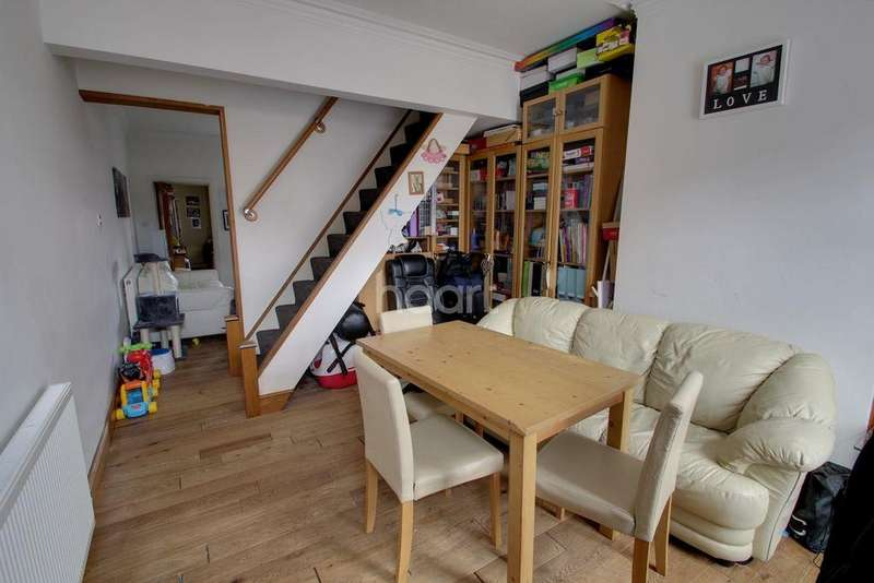 2 Bedrooms Terraced House for sale in Beatrice Road, Leicester