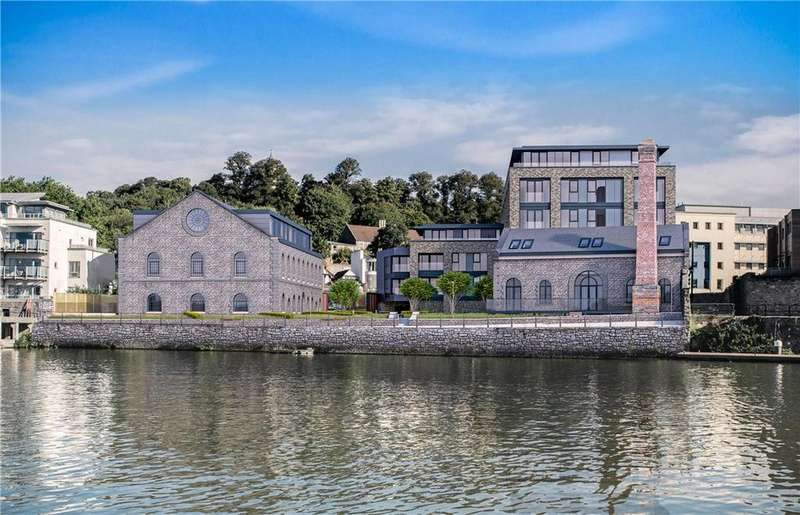 2 Bedrooms Flat for sale in New Retort House, Lime Kiln Road, Bristol, Somerset, BS1