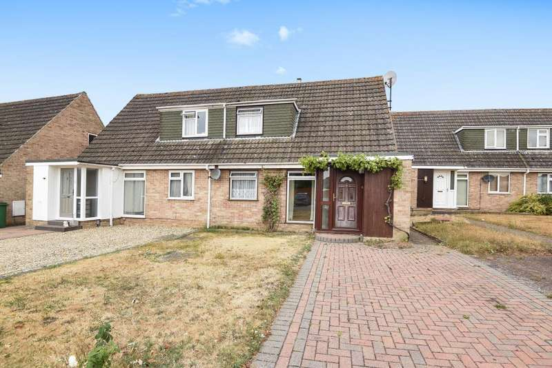 4 Bedrooms House for sale in Kipling Close, Thatcham, RG18