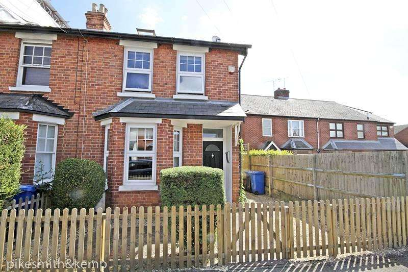 3 Bedrooms End Of Terrace House for sale in Rutland Place, MAIDENHEAD, SL6