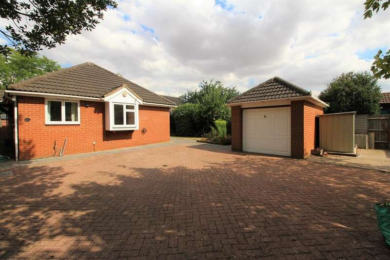 2 Bedrooms Detached Bungalow for sale in Drove Road, Biggleswade, SG18