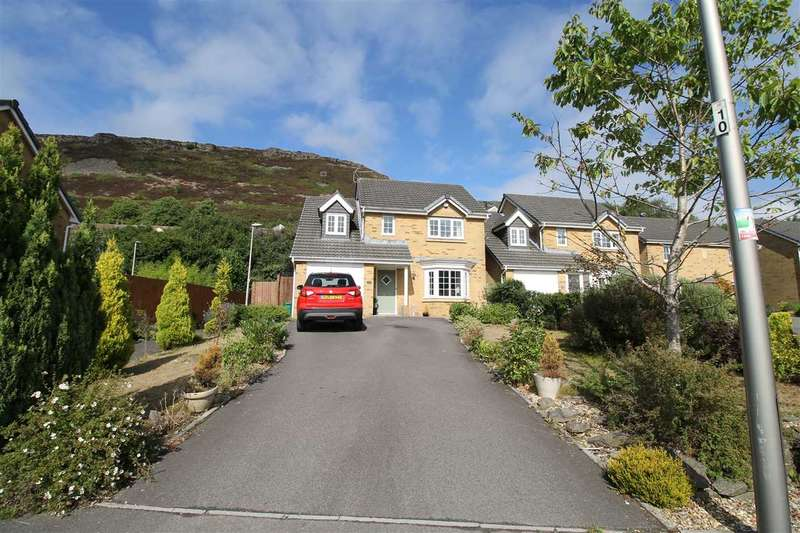 4 Bedrooms Detached House for sale in Heol Dinas, Tonypandy
