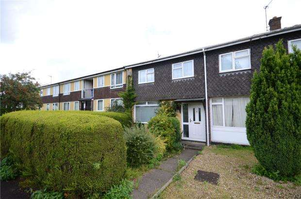 3 Bedrooms End Of Terrace House for sale in Corwen Road, Tilehurst, Reading