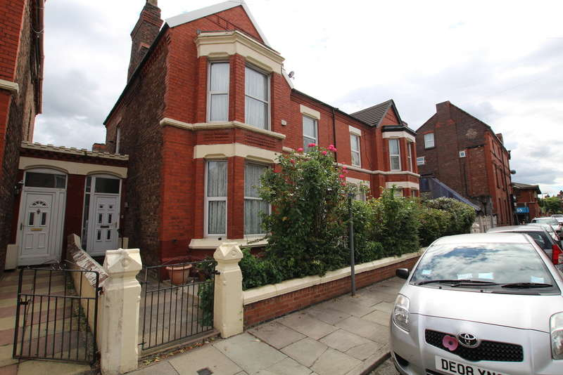 4 Bedrooms Semi Detached House for sale in Neville Road, Liverpool, L22