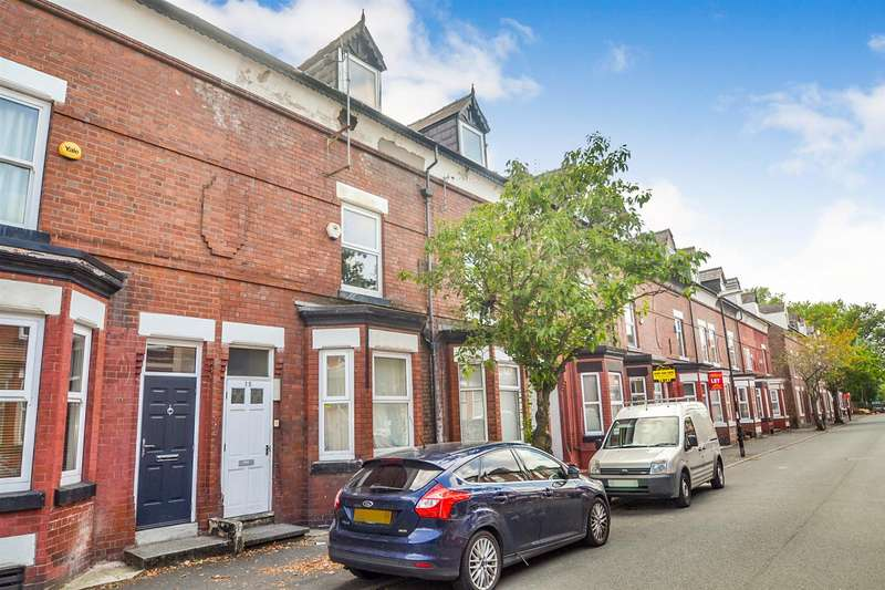 5 Bedrooms Terraced House for sale in Landcross Road, Manchester