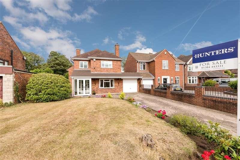3 Bedrooms Detached House for sale in Barnett Lane, Kingswinford, DY6 9QA