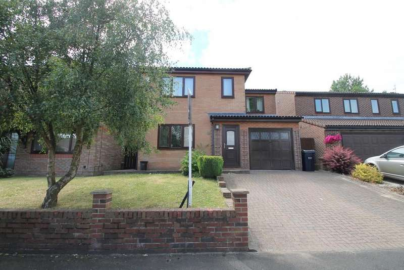 4 Bedrooms Detached House for sale in White House Way, Whitehills