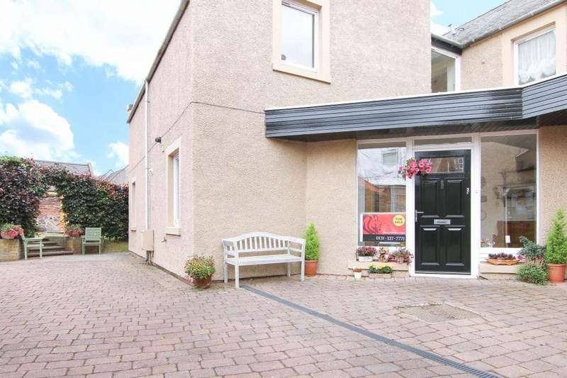 3 Bedrooms Duplex Flat for sale in 2B Bridge Street, East Linton, EH40 3AQ