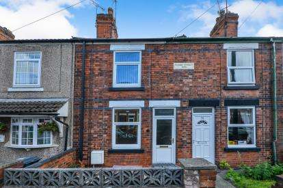 2 Bedrooms Terraced House for sale in Alfreton Road, Alfreton, Westhouses, Derbyshire