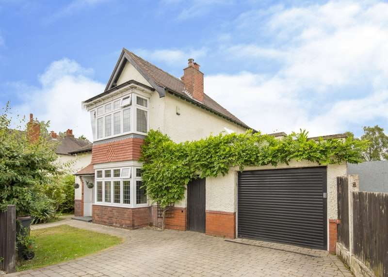 3 Bedrooms Detached House for sale in Dalestorth Road, Sutton-in-Ashfield, Nottinghamshire, NG17