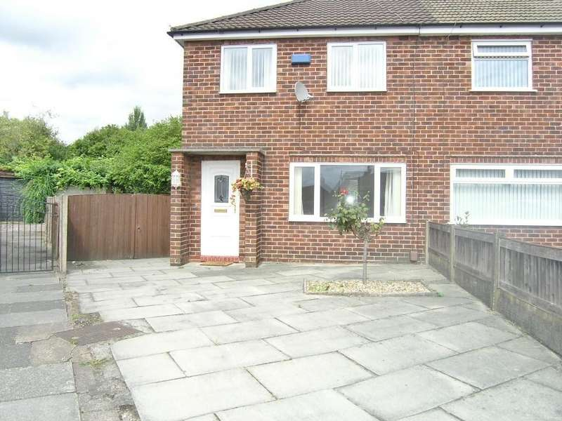 3 Bedrooms House for sale in Delery Drive, Padgate, Warrington