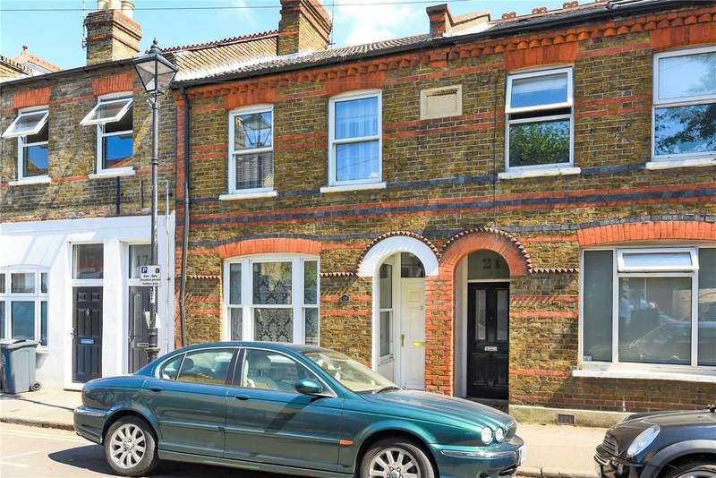 3 Bedrooms Terraced House for sale in Alexandra Road, Windsor, Berkshire, SL4