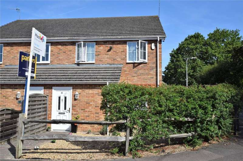 3 Bedrooms Semi Detached House for sale in Woodmans Lane, Burghfield Common, Berkshire, RG7