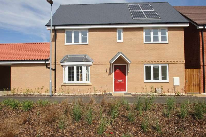4 Bedrooms Link Detached House for sale in The Notes - Bellway Homes, Hall Road, Rochford