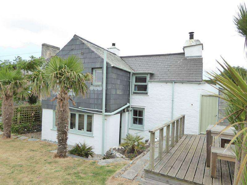 3 Bedrooms Cottage House for sale in Trewarmett, Tintagel