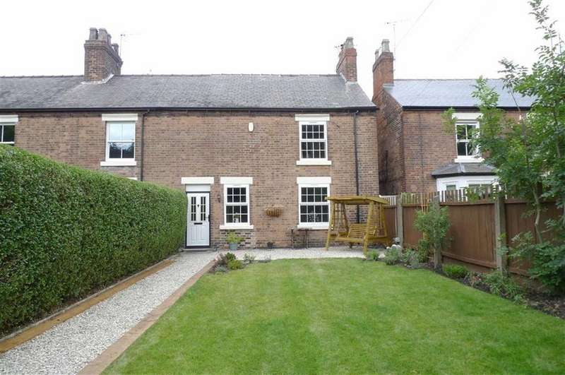 3 Bedrooms Terraced House for sale in The Field, Shipley, Derbyshire