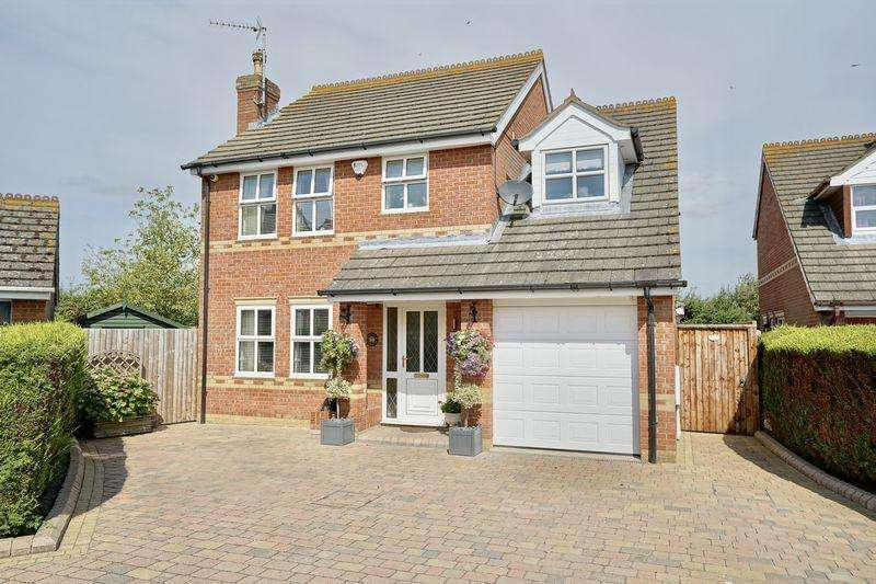 4 Bedrooms Detached House for sale in Malthouse Lane, Ramsey, Huntingdon, Cambridgeshire.